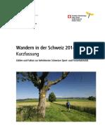 Wandern-CH 2014 Kurzfassung download d