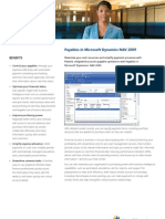 Account Payables in Microsoft Dynamics NAV 2009 (Navision) ERP