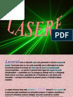 Lasere
