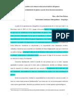 8 Pons - Patologización y demarcación de género