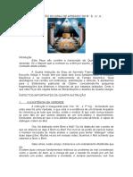 A QUARTA INSTRUÇÃO DO GRAU DE APRENDIZ DO R