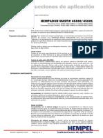 AI Hempadur Mastic 45880 Spanish - ES