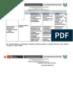 CRONOGRAMA DE ACTIVIADES EN LA SEMANA DEL 27 AL 31 DE JULIO 2020