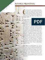 La escritura primitiva