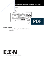 Eaton-PowerXpert-gateway-minislot-quickstart