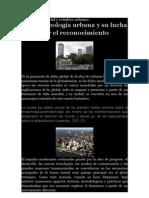 Antropología social y estudios urbanos