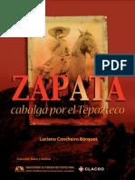 Zapata Cabalga Por El Tepozteco - Luciano Concheiro Borquez