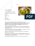 20 recetas tipicas de guatemala