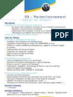 Programme de Formation Wordpress Perfectionnement