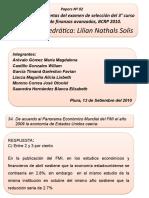 3° curso de extensión de finanzas avanzada