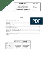 GG-00. Elaboracion de Documentos