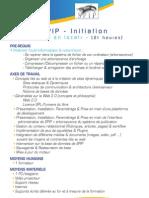 Programme de Formation Spip Initiation
