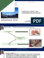 ETAPAS DEL ENVEJECIMIENTO(1)
