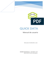 manual de usuario - quick data