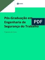PDC Pos Em Engenharia Seguranca Do Trabalho2020.Final DO MEU PORTAL