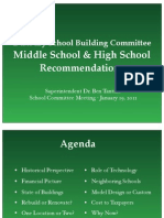 School Building Presentation