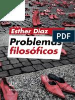 Esther Diaz - Problemas filosóficos - Capítulo II.pdf