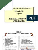 TPS - Sistema Toyota de Produção