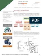 (VAC AERO International, 2019) Vacuum Valves – Types and Operation
