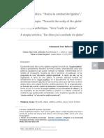 """Utopía estética. """"hacia la unidad del globo"""" 2007-Texto del artículo-5759-1-10-20200808"""