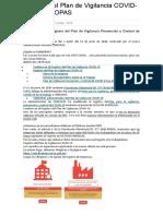 CENSOPAS - nuevo Registro del Plan de Vigilancia COVID-19