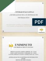 ACTIVIDAD 2 - EVALUATIVA- SECUENCIA DE DIAPOSITIVAS. GRUPO 5