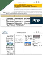 3ero EGB Agenda 1 del mes PROYECTO 1
