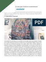 Nicolas Cuello y Catalina Schliebener - El arte de resistir