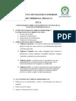 --Cuestionario de Vigilancia Epidemiológico