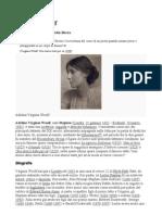 Virginia Woolf Riassunti