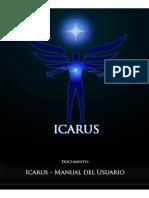 Icarus - Manual del Usuario - Esp