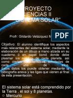 PROYECTO CIENCIAS II