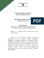 SIMULACION ABSOLUTA-INEXISTENCIA DEL PRECIO. SC14059-2014 [2009-00260-01] (1).doc