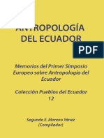 1996 Currie, E. Cultura Jambelí Conchero Guarumal