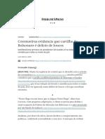 Coronavírus evidencia que cartilha de Bolsonaro é delírio de loucos - 04_04_2020 - Ilustríssima - Folha