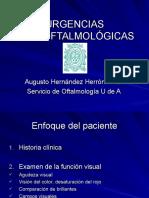 URGENCIAS NEUROFTALMOLÓGICAS.ppt