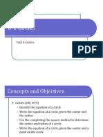 6-1 Circles (Presentation)