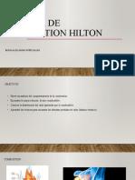 CAMARA COMBUSTION HILTON