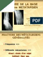 fracture5metatarsien