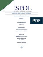 Informe 4 evaporadores