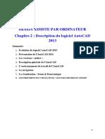 Chapitre 2 Desciption du logiciel AutoCAD.pdf