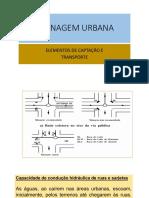 Elementos de Captaçao e Transporte de Drenagem Urbana