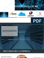 Informe CloudComputing bueno pero falta costo