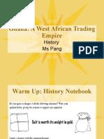 Ghana Gold Empire