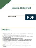Administracion Hotelera II Parte 01