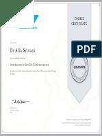 45) SATELLITES COMMUNICATIONS COURSE CERTIFICATE.pdf