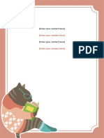 Cartoon Reading Kitty-WPS Office.docx