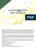 Accounting Primer II