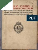 Regele Carol I și a Doua Sa Capitală (1916) - N. A. Bogdan