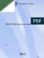SITXEVT502_R1